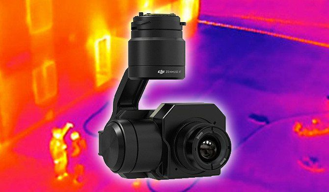 How Can Thermal Imaging Be Used with Drones | AEROMOTUS