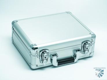 Aluminum case (Silver) (Mavic)