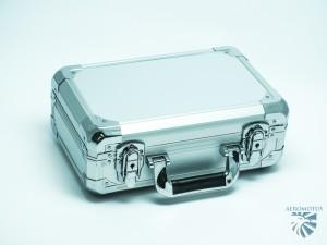 Aluminum-case-(Silver)-(Spark)