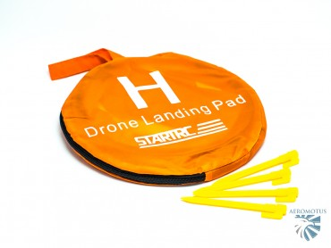 Landing pad for Drones vs hooks (75cm)
