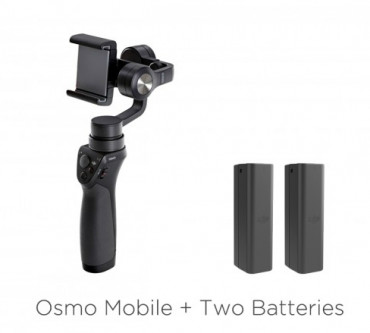 Osmo Mobile Black (Certified Refurbished)