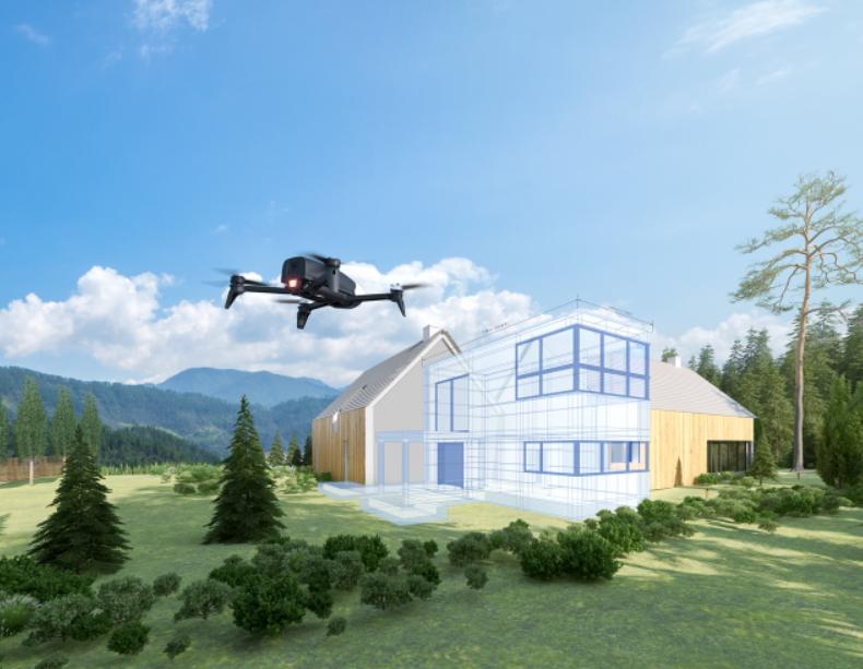 drone 3d modeling