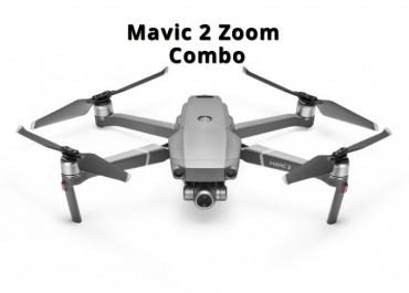 Mavic 2 Zoom Fly More Combo