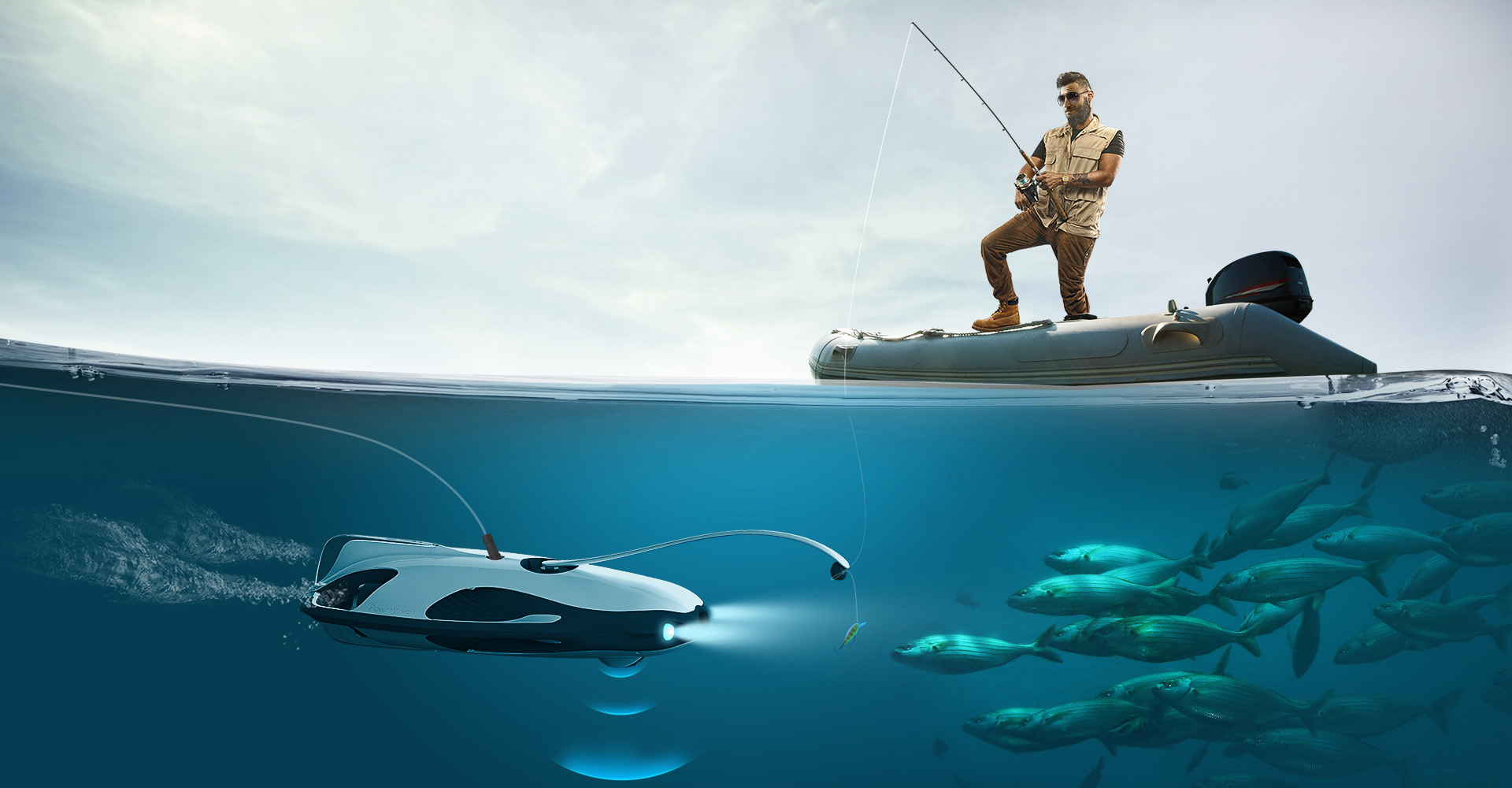A Brief Guide on How to Choose an Underwater Drone and What