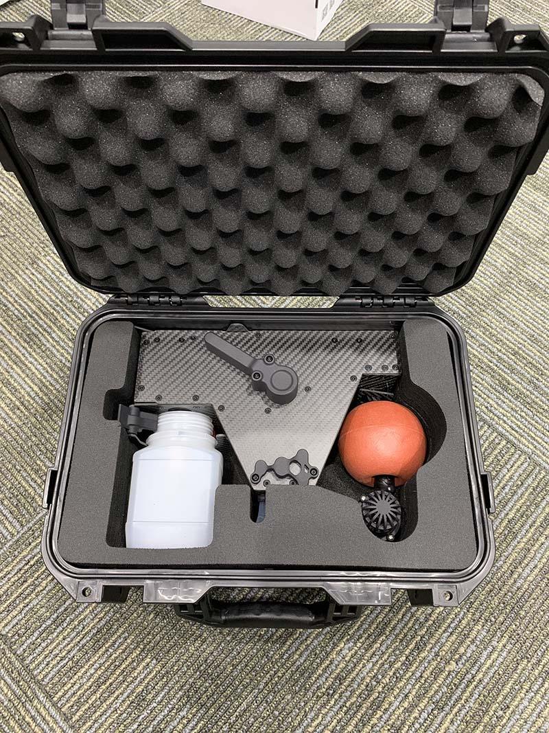 DJI Matrice 300 Drone Water Sampling Device System