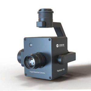 Hyperspectral NDVI sensor for DJI Matrice 200 300 RTK DJI SDK Payload