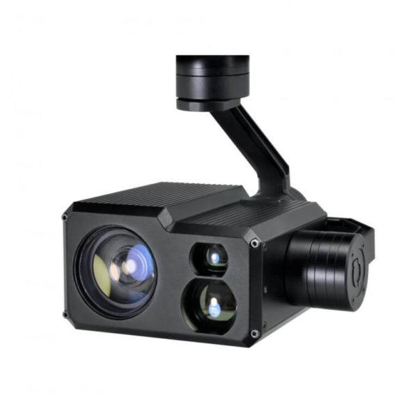 30X zoom GPS Location Resolving Laser Rangefinder camera for DJI Matrce 210