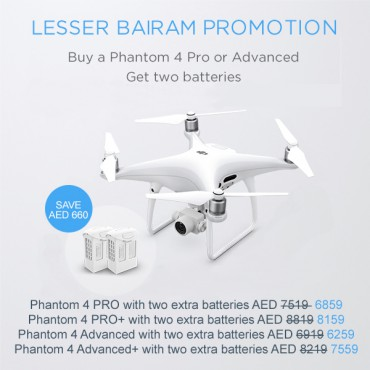 PHANTOM 4 PRO+ BAIRAM PROMOTION
